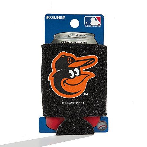 Baltimore Orioles Glitter Kolder Kaddy Can Holder -