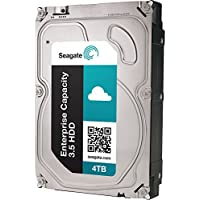 Seagate Hard Drive Internal 4000 128 MB Cache 3.5-Inch Internal Bare or OEM Drives ST4000NM0014