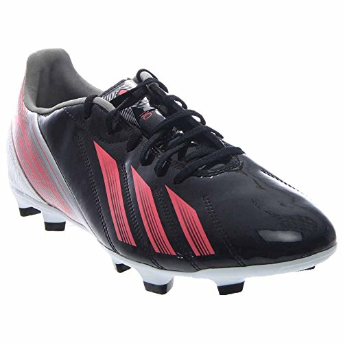 Adidas F10 TRX FG Soccer Cleats – Black/Metallic Silver/Pink (Womens) – DiZiSports Store