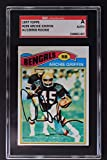 Archie Griffin CHOF Bengals Ohio State Autograph 1977 Topps #269 Signed Rookie
