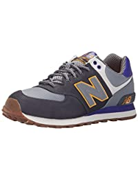 New Balance Men's ML574 Expedition Pack Sneaker