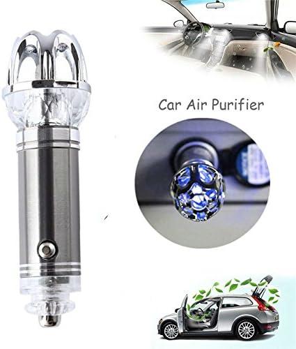 ZEERKEER Purificador de Aire para Autos Eliminador de Polvos de Humo Profesional, eliminador de olores para ...