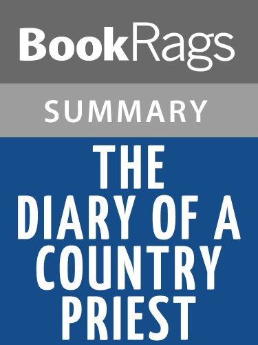 Summary & Study Guide The Diary of a Country Priest by Georges Bernanos