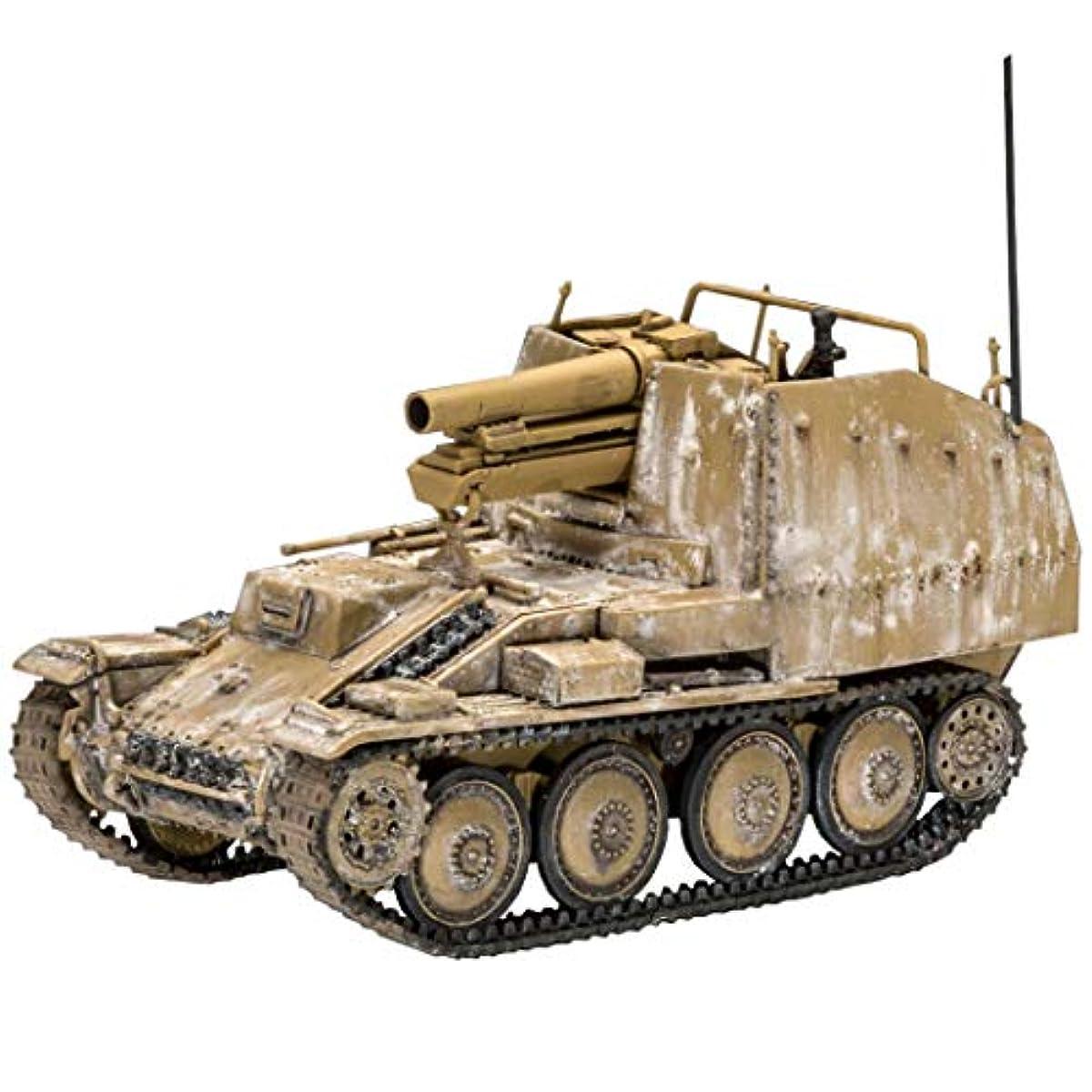 [해외] 독일 레벨 1/72 독일 육군 38(T) 대전차 자주포 glee레 M형 프라모델  03315