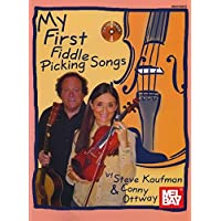 My First Fiddle Picking Songs: Noten, CD, Songbook für Violine