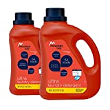 HEALTH_PERSONAL_CARE  Amazon, модель Mountain Falls Ultra Phosphate-Free Liquid Laundry Detergent for All Washers, Compare to 100 Fluid Ounce (Pack of 2), артикул B07BRLY2RG