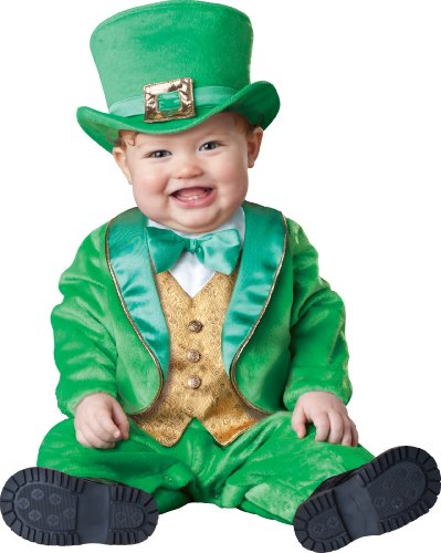 St Patrick s Day Baby Outfits for Your Little Leprechaun