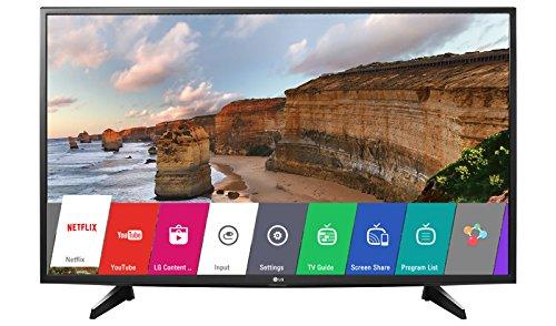 LG 49LH576T 123 cm (49 inches) Full Smart HD LED IPS TV (Black)