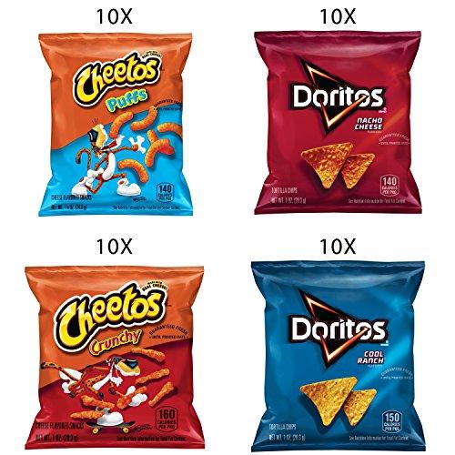 Frito-Lay Doritos & Cheetos Mix Variety Pack