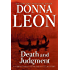 Death and Judgment: A Commissario Guido Brunetti Mystery (Commissario Brunetti Book 4)