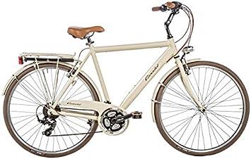 Casadei Bicicleta Clasica Retro- CTB Vintage Uomo 28 21v 68UV ...