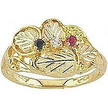 Amazoncom Black Hills Gold Jewelry