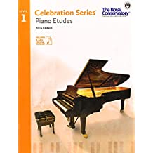Celebration Series Piano Etudes 2015 Edition - Level 1