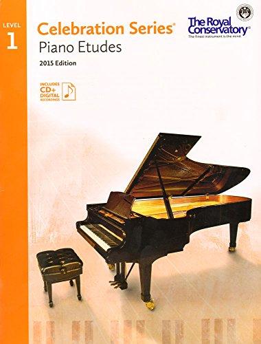 C5S01 - Royal Conservatory Celebration Series - Piano Etudes Level 1 Book 2015 Edition