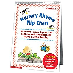 Image of the product Nursery Rhyme Flip Chart that is listed on the catalogue brand of SCHOLASTIC TEACHING RESOU.