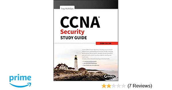 CCNA Security Study Guide: Exam 210-260: Troy McMillan