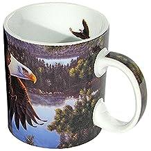 Reflective Art Wings of Destiny Boxed Coffee Mug, 16-Ounce