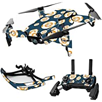 MightySkins Skin for DJI Mavic Air Drone - Mini Galaxy Bots | Max Combo Protective, Durable, and Unique Vinyl Decal wrap cover | Easy To Apply, Remove, and Change Styles | Made in the USA