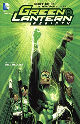 Green Lantern: Rebirth (Turtleback School & Library Binding Edition)