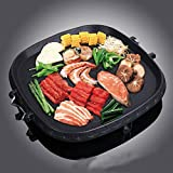 CHYIR Square Korean-style Grill Pan Non-stick