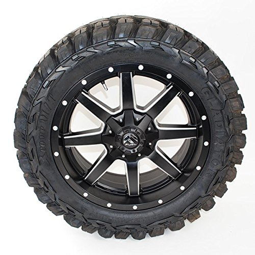 Jeep Wrangler Off Road Tires - 2