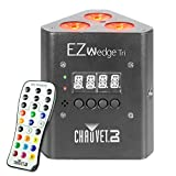 Chauvet DJ Lighting EZwedge Tri 2 Pack Special Effects DJ Lighting