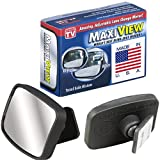 Made-in-USA-HD-Metal-Lense-360-Blind-Spot-Mirror-by-MaxiView-2Pack