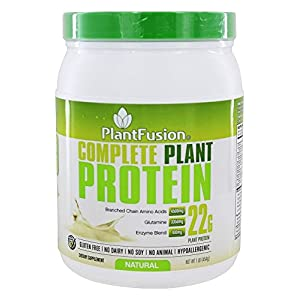 PlantFusion Diet Supplement, Natural Unflavored, 1 Pound