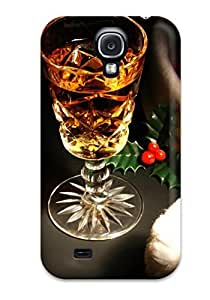 VGPNKku3248HqUKQ DanMarin Awesome Case Cover Compatible With Galaxy S4 - Holiday Christmas