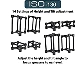 IsoAcoustics Iso-Stand Series Speaker Isolation