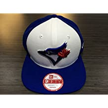 Toronto Blue Jays New Era Cap Hat Baseball White Panel Snapback Original Fit OS