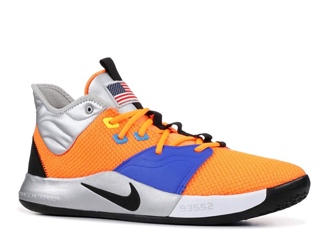 hot sale online 62cbe 77448 Amazon.com   Nike PG 3 NASA - Size 11 US   Basketball