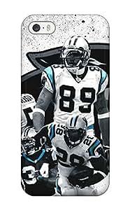 Defender Case For Iphone 5/5s, Carolina Panthers Pattern