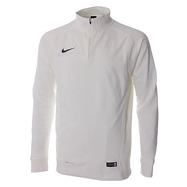6c852b0f Nike 1/4 Zip Long Sleeve Cricket Sweater: Amazon.co.uk: Clothing