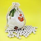 Best Utensils Ceramic Baking Beans Pie Baking Beads Pie Weights With Storage Bag Food Grade Ceramic Baking Tools (1 pound)