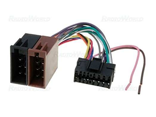 5147oWHTN9L._SX524_ sony 16 pin wiring harness sony wiring diagrams collection  at n-0.co