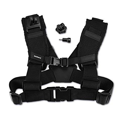 Action Harness (Garmin Shoulder Harness Mount for VIRB and VIRB Elite Action Cameras)