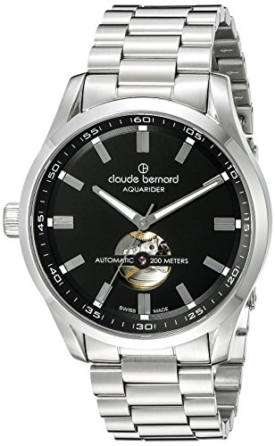 Claude Bernard Men's 85026 3M NV Aquarider Stainless Steel Automatic Watch