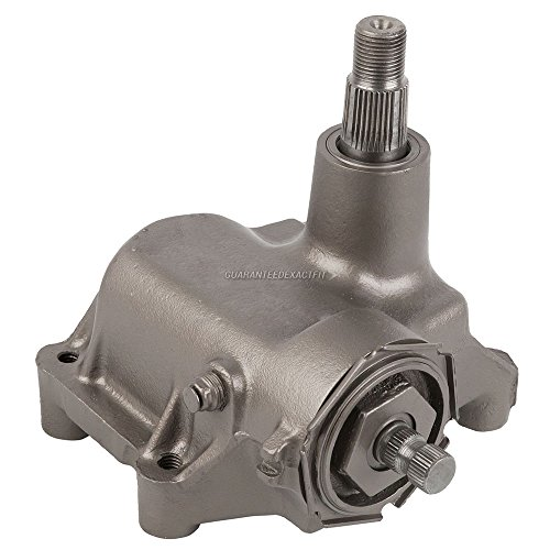 Manual Steering Gearbox For Ford Econoline Van & Club Wagon 1968-1974 - BuyAutoParts 82-70075R Remanufactured
