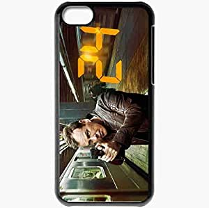 Personalized iPhone 5C Cell phone Case/Cover Skin 24 Black