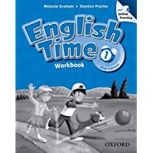 English Time: 1 Workbook with Online Practice
