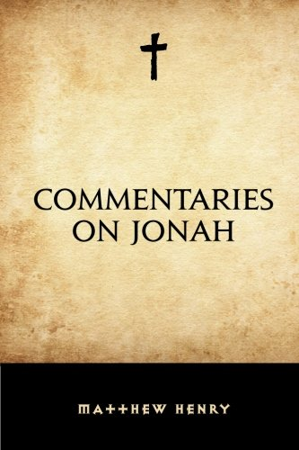 Commentaries on Jonah pdf