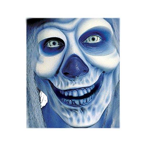 Woochie by Cinema Secrets Men's Ghost Rider Foam Prosthetic (Ghost Rider Mask Adults)