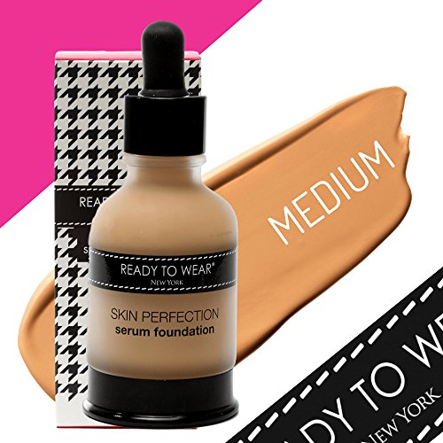 Ready To Wear Skin Perfection Serum Foundation (MEDIUM)