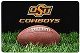 GameWear NCAA Oklahoma State Cowboys Classic Football Pet Bowl Mat, Large