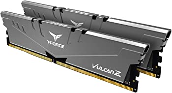 Team T-FORCE VULCAN Z 16GB PC4-25600 DDR4 288-Pin Desktop Memory