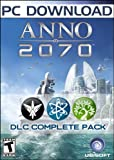 ANNO 2070 - DLC Complete Pack [Online Game Code]