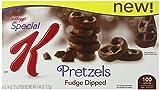 Special K Fudge Pretzels,6-0.74 oz pouches