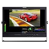 "Feelworld 21.5"" Aluminum Design IPS 1920×1080 3G -SDIX2/ HDMI 4k Production Monitor with Waveform, Vector Scope, Histogram"