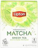 Best Organic Matcha Powders - Lipton Green Tea Bags, Pure Matcha, 15 ct Review